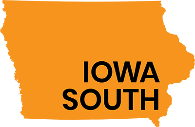Iowa South Logo